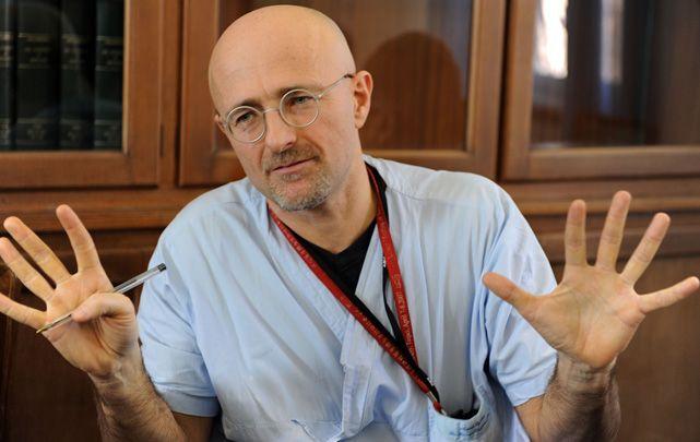 Галанов нейрохирург