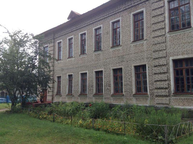 Школа в Лесном