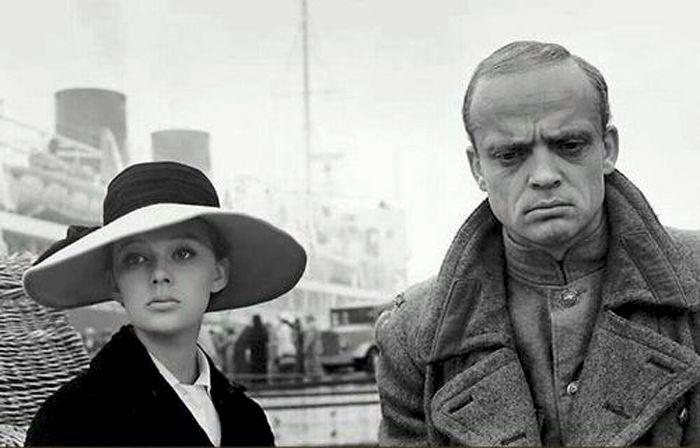 Кадр из фильма «Бег», 1970