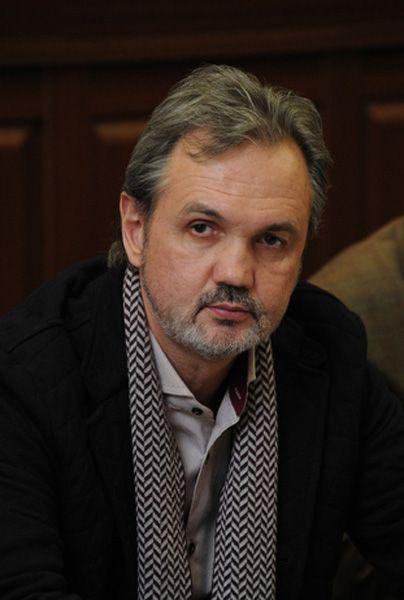 Андрей Ковальчук. Скульптор, председатель правления Союза художников России, народный художник РФ