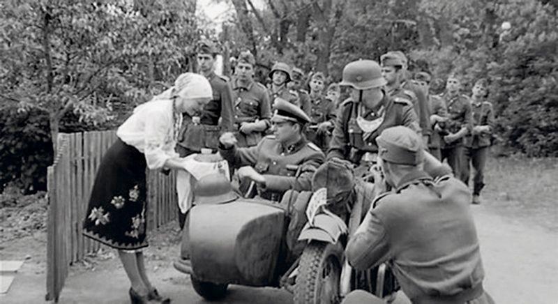 Харьков в годы оккупации гитлеровцами