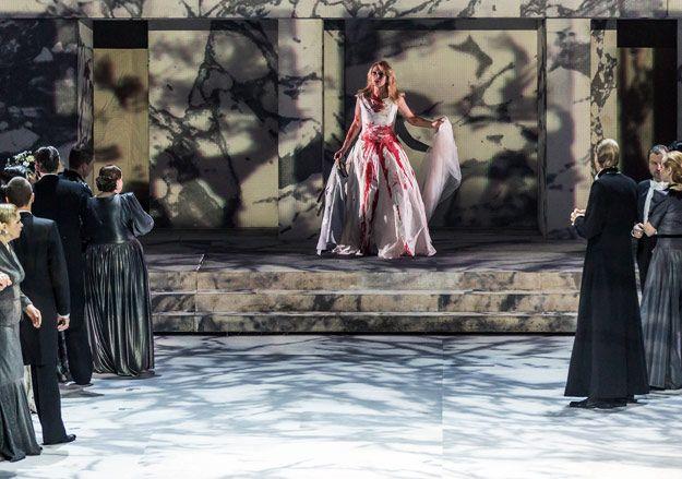 Доницетти. «Лючия ди Ламмермур» Латвийская Национальная Опера