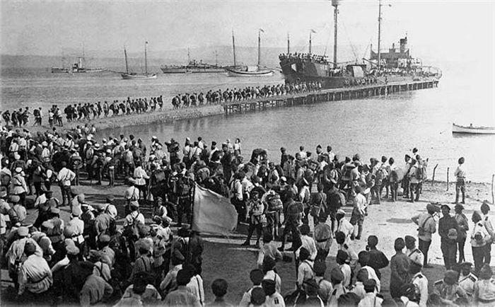Крым. 1920