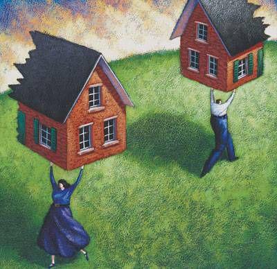 разделить ипотечный кредит