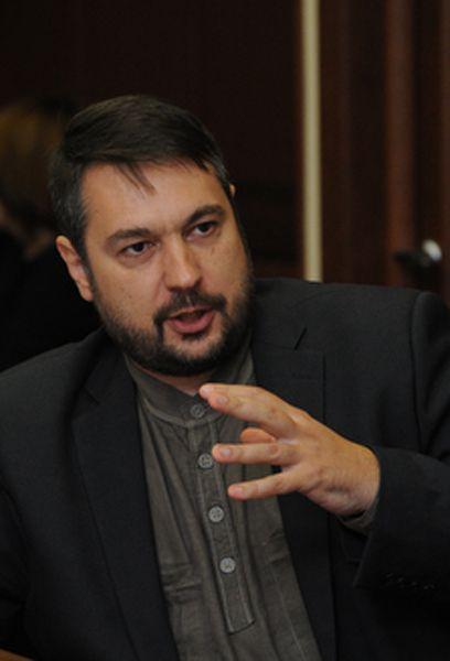 Андрей Фефелов. Публицист, главный редактор телеканала «ДЕНЬ-ТВ»