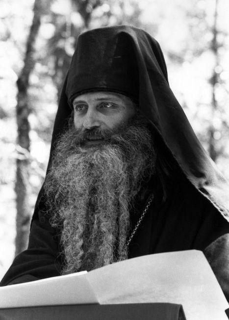 Отец Серафим Роуз