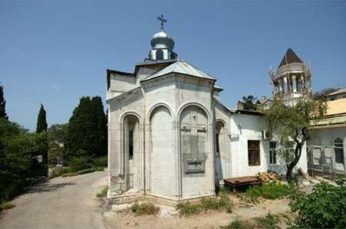 Храм Святой Равноапостольной Нины в Гаспре