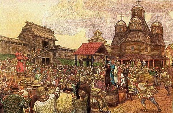 Академик Петр Толочко: «В Киевской Руси украинцев не было»