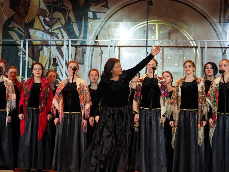 Женский камерный хор «Terra Taurica» Симферопольского музыкального училища имени П.И. Чайковского