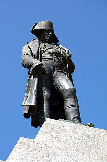 Памятник Наполеону в Аяччо