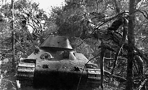 Карелия. 1940