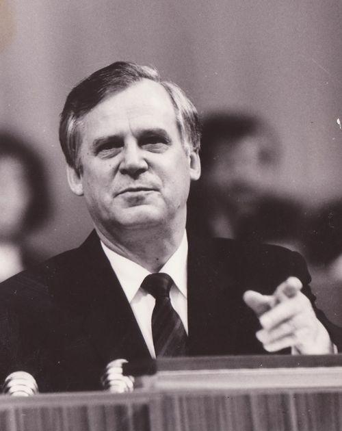 Николай Рыжков: «Горбачев и Ельцин страдали чрезмерными амбициями ...