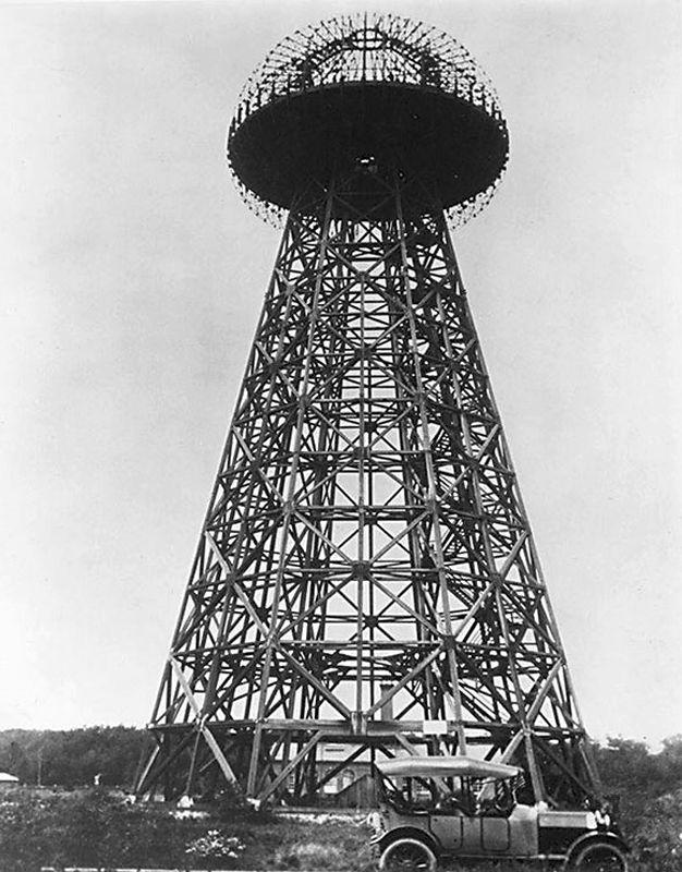 «Башня Теслы»