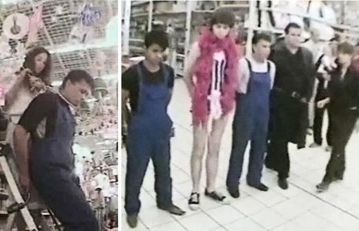Секс в публичном месте pussy riot