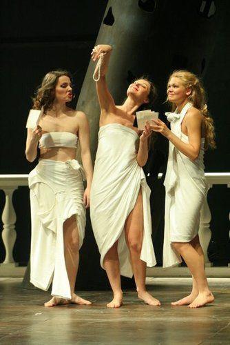 «Бесплодные усилия любви», Малый Драматический театр - Театр Европы