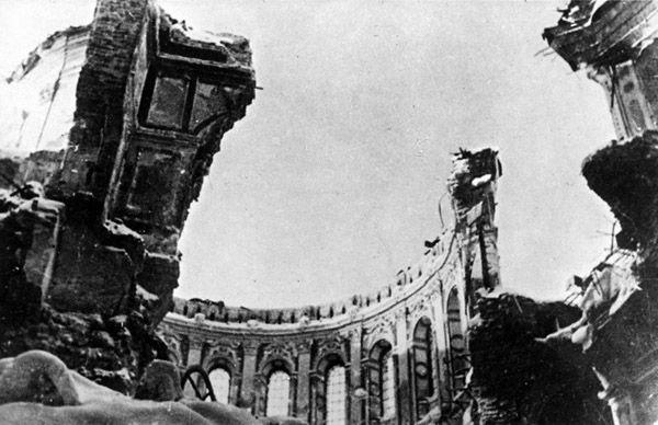 Собор Воскресенского Новоиерусалимского монастыря, 1942 г