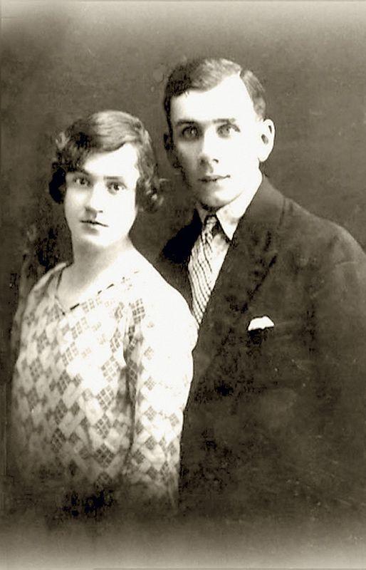 Екатерина  и Константин Майборода