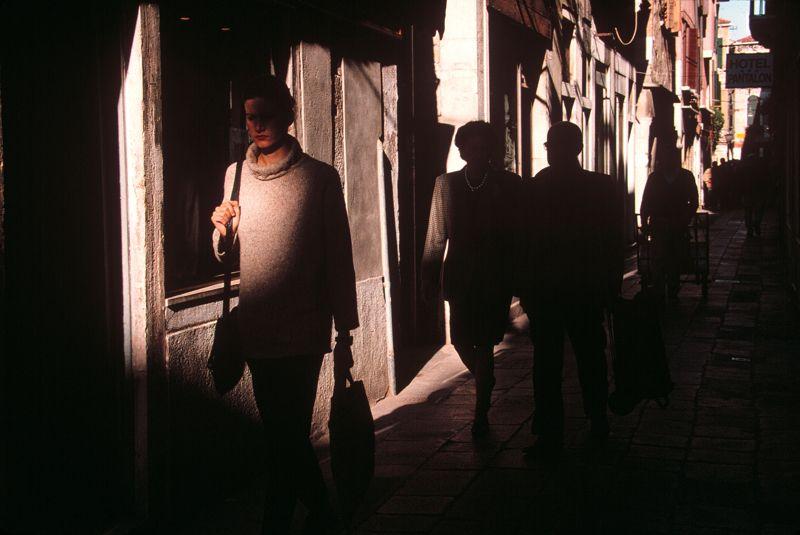 Венеция, Италия, 1996 © Георгий Пинхасов/Magnum Photos
