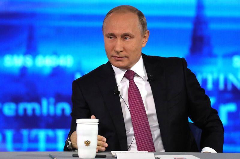 Путин получил фальшивое видео отГенштаба