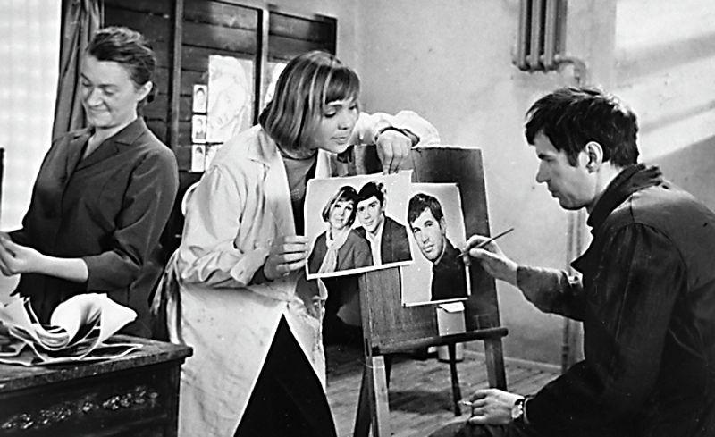 «Зигзаг удачи». 1968