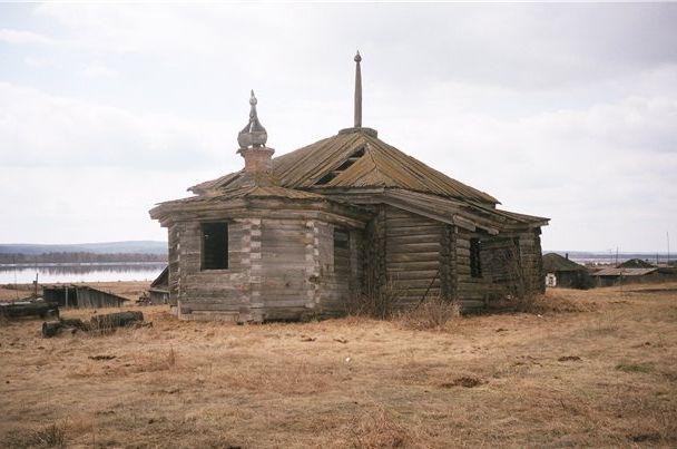 Церковь. д.Верхняя Кежма (Мозговая)