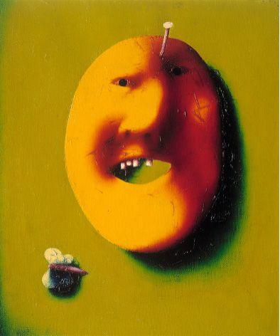 «Маска и стрекоза», 1976