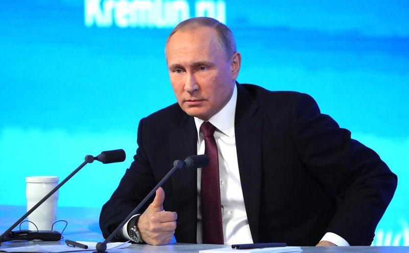 Инфляция в Российской Федерации вследующем году составит приблизительно 5,5 процента— Владимир Путин
