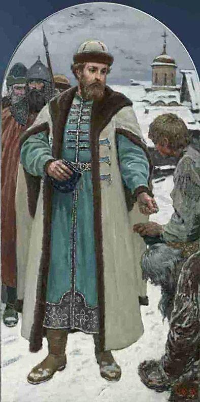 С. Ефошкин. «Князь Московский Иван Калита»