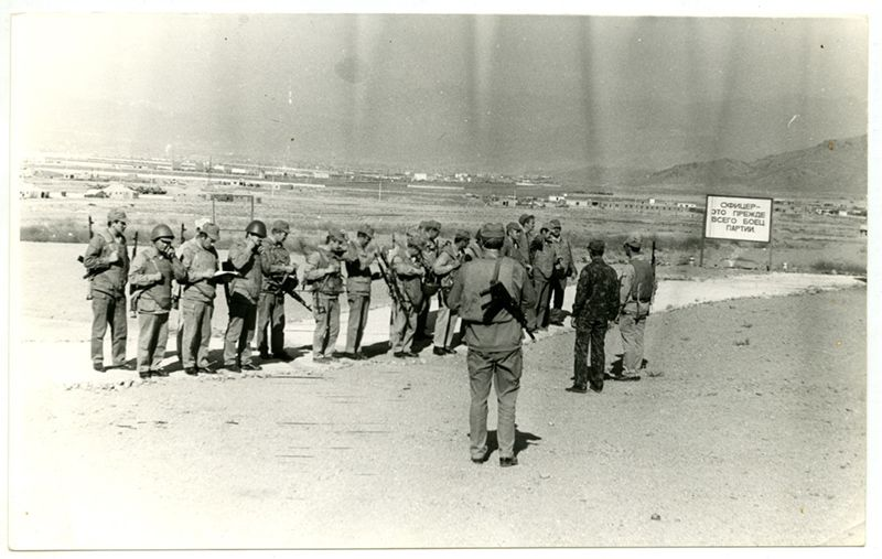 Фото из личного архива Виктора Сокирко