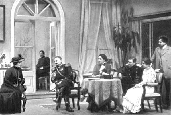 «Дни Турбиных», МХАТ, 1926