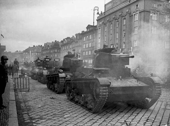 Польский танк 7TР