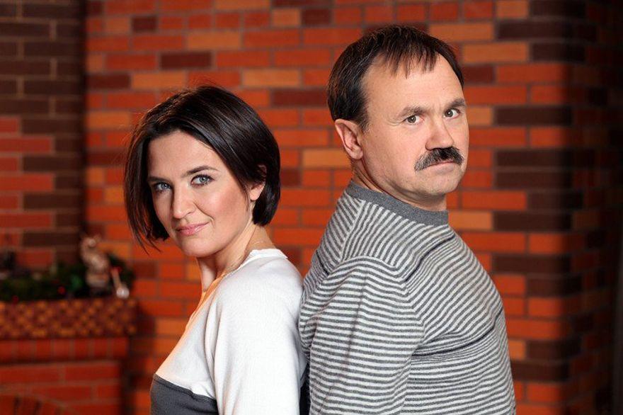 Сергей и Анна Литвиновы. Фото: LITVINOVY-www.eva.ru