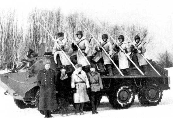 Охотничьи рогатины использовались для «бесконтактного» вытеснения китайцев с советской территории