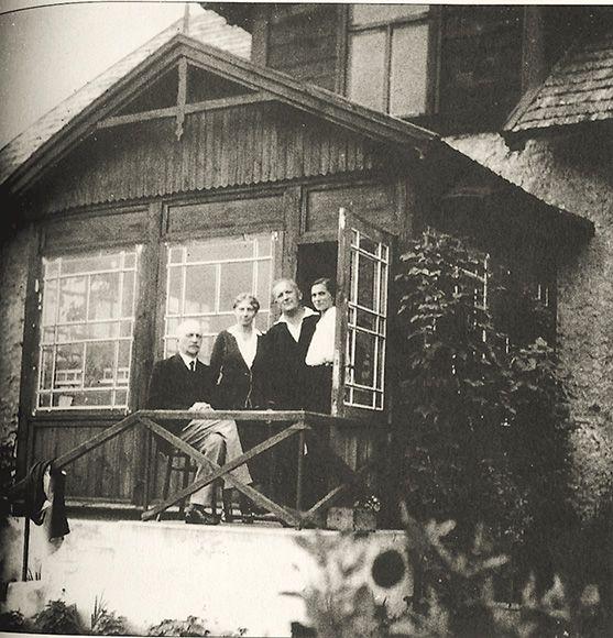 Август 1935