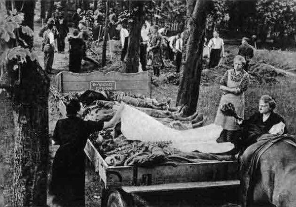 Жертвы «Бромбергского погрома»